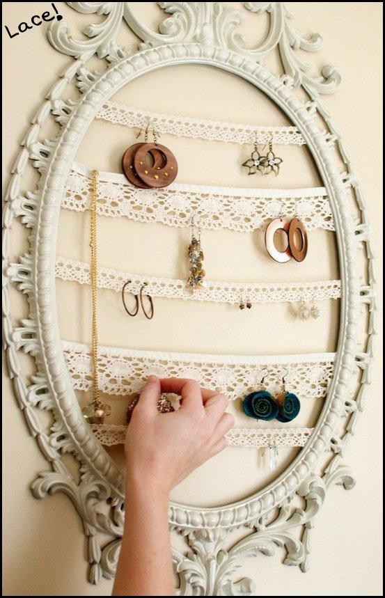 fashion jewelry storage